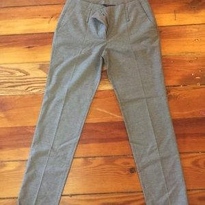 Zara basic size small pants
